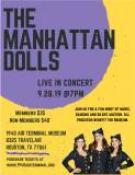 Manhattan Dolls Ticket - Non-Member