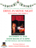 (members) Drive-in Movie theater - Die Hard